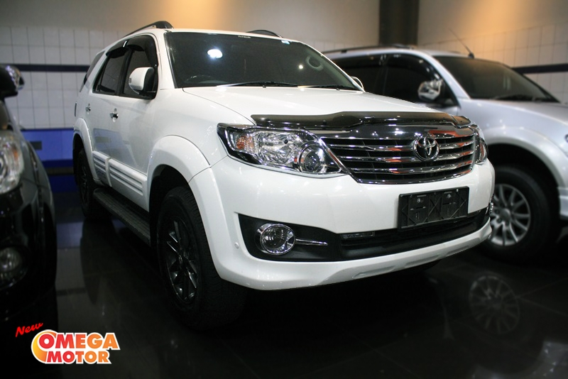 Omega Mobil T. GRAND FORTUNER 2.7 G LUXURY JOK KULIT AT (KM 32.697)