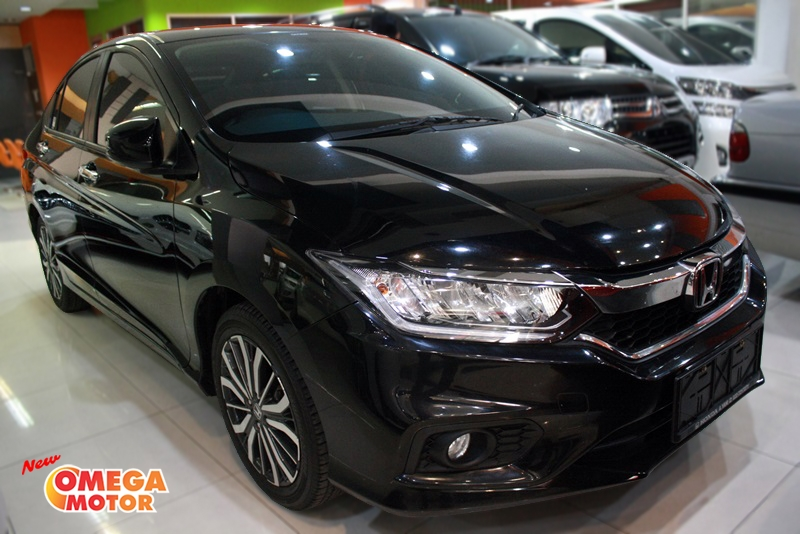 Omega Mobil H. ALL NEW CITY 1.5 E CVT NEW MODEL AT (KM 8.669)