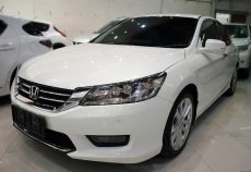 Omega Mobil H. ALL NEW ACCORD 2.4 VTIL AT (KM 22.000)