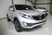 Omega Mobil KIA SPORTAGE EX 2.0 PANORAMIC SUNROOF AT (KM. 44.634)