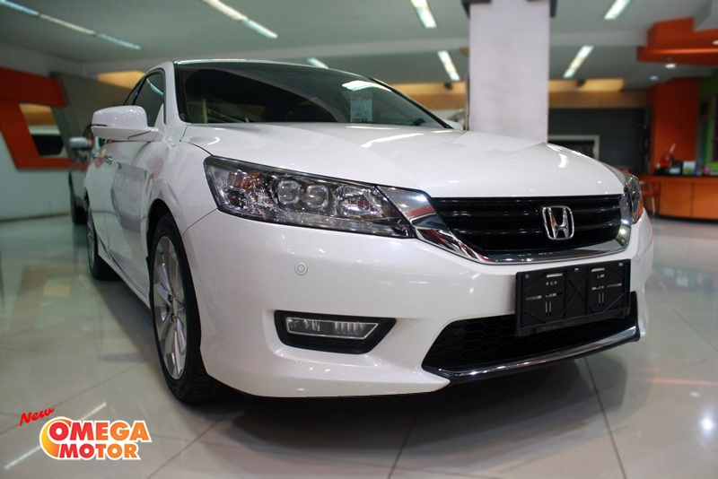 Omega Mobil H. ALL NEW ACCORD 2.4 VTIL AT (KM 43.034)