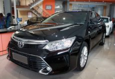 Omega Mobil T. ALL NEW CAMRY V 2.5 AT (KM 20.088)