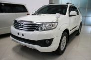 Omega Mobil T. GRAND FORTUNER 2.5 G DIESEL TRD SPORTIVO NEW MODEL AT (KM. 61.051)