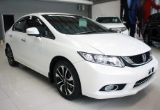 Omega Mobil H. ALL NEW CIVIC 1.8 AT (KM 23.164)