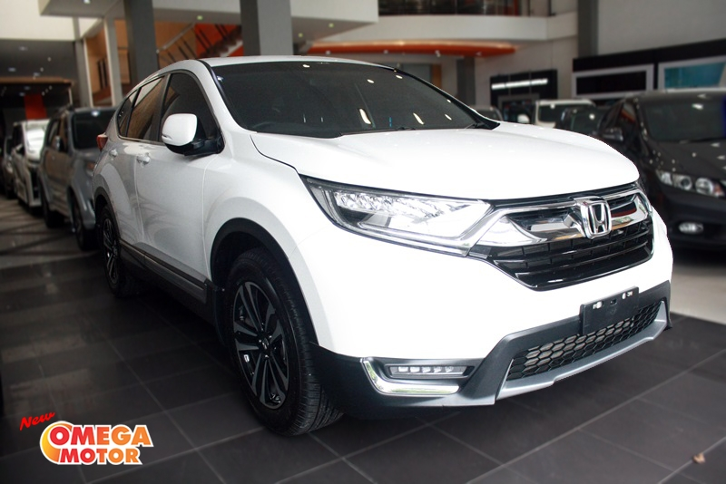 Omega Mobil H. ALL NEW CRV 1.5 PRESTIGE TURBO AT (KM 11.587)