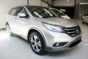 Omega Mobil H. ALL NEW CRV PRESTIGE 2.4 AT (KM 48.596)