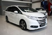 Omega Mobil H. ALL NEW ODYSSEY E. PRESTIGE CVT 2.4 AT (KM 23.676)