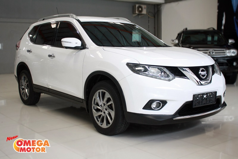 Omega Mobil N. ALL NEW X-TRAIL 2.5 AT (KM 48.151)