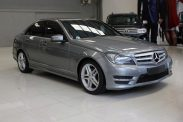 Omega Mobil MERCEDES BENZ C250 SPORT AMG FACELIFT AT (KM 37.736)