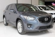 Omega Mobil MAZDA CX5 GRAND TOURING SKYACTIVE R19 BOSE AT (KM 53.547)