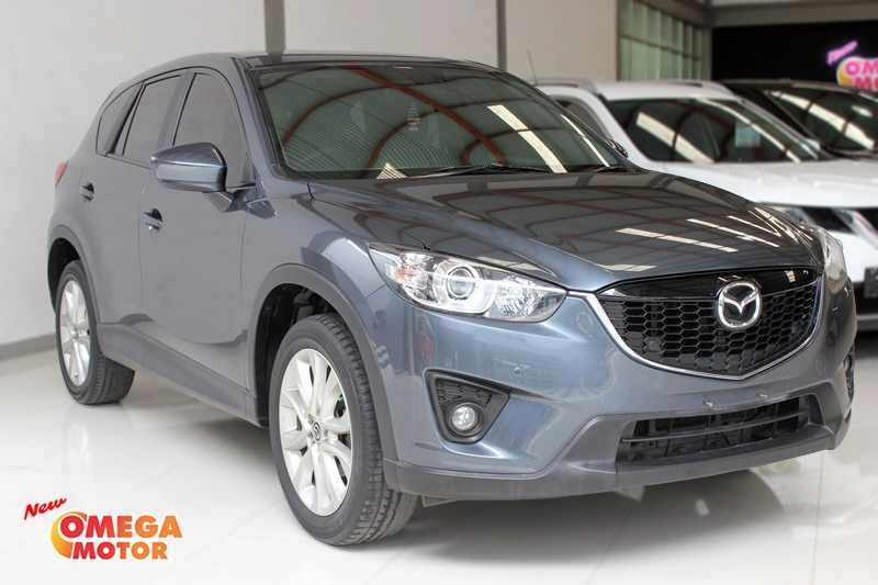 Omega Mobil MAZDA CX5 2.0 GRAND TOURING SKYACTIVE R19 BOSE AT (KM 53.547)