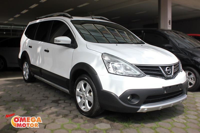 Omega Mobil N. ALL NEW LIVINA X-GEAR 1.5 3 SEATER AT (KM 25.725)