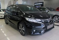 Omega Mobil H. ALL NEW JAZZ RS 1.5 AT (KM 13.738)