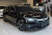 Omega Mobil H. ALL NEW CIVIC SEDAN TURBO 1.5 E CVT AT (KM 7.205)