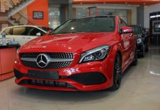 Omega Mobil MERCEDES BENZ CLA 200 NEW MODEL AMG LIMITED AT (KM 8.027)