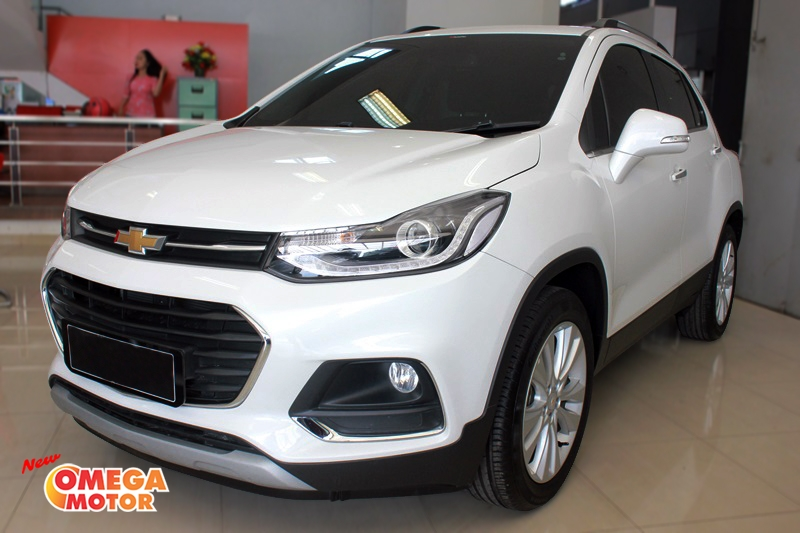 Omega Mobil CHEV. TRAX 1.4 TURBO LTZ SUNROOF AT (KM 9.561)