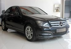 Omega Mobil MERCEDES BENZ C200 AVANTGARDE CGI AT (KM 46.153)