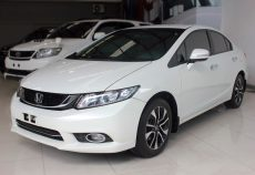 Omega Mobil H. ALL NEW CIVIC 1.8 AT (KM 45.698)