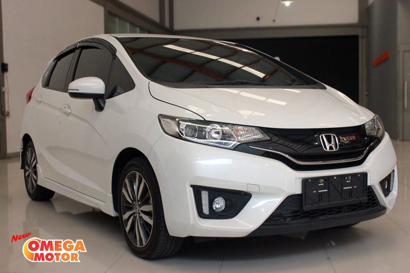 Omega Mobil H. ALL NEW JAZZ RS 1.5 AT (KM 16.646)