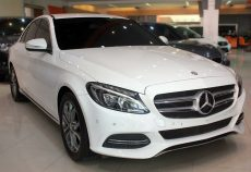 Omega Mobil ALL NEW MERCEDES BENZ C200 AVANTGARDE AT (KM 28.607)
