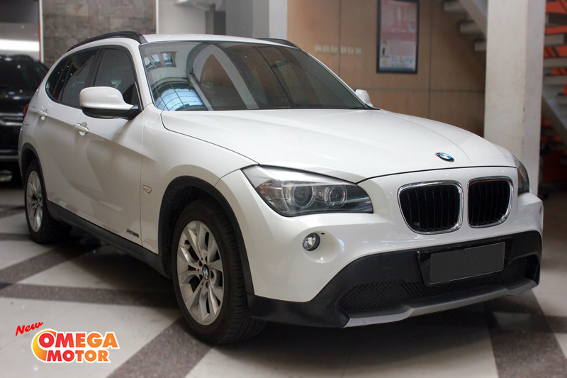 Omega Mobil BMW X1 S-DRIVE 1.8 EXECUTIVE AT (KM 37.822)