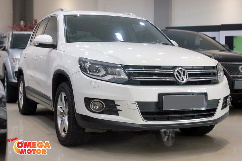 Omega Mobil VW TIGUAN HIGHLINE 1.4 TSI TURBO CHARGE AT (KM 49.481)