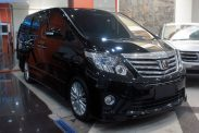 Omega Mobil T. ALPHARD SC PREMIUM SOUND ELECTRIC AT (KM 39.420)