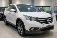 Omega Mobil H. ALL NEW CRV PRESTIGE 2.4 AT (KM 15.409)