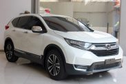 Omega Mobil H. ALL NEW CRV PRESTIGE TURBO 1.5 CVT NEW MODEL AT (KM 17.871)