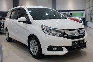 Omega Mobil H. ALL NEW MOBILIO 1.5 E CVT FACELIFT AT (KM 21.452)