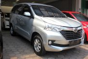 Omega Mobil T. GRAND NEW AVANZA 1.3 G MT (KM 16.235)