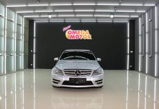 Omega Mobil MERCEDES BENZ C250 AMG NEW MODEL AT (KM 15.935)
