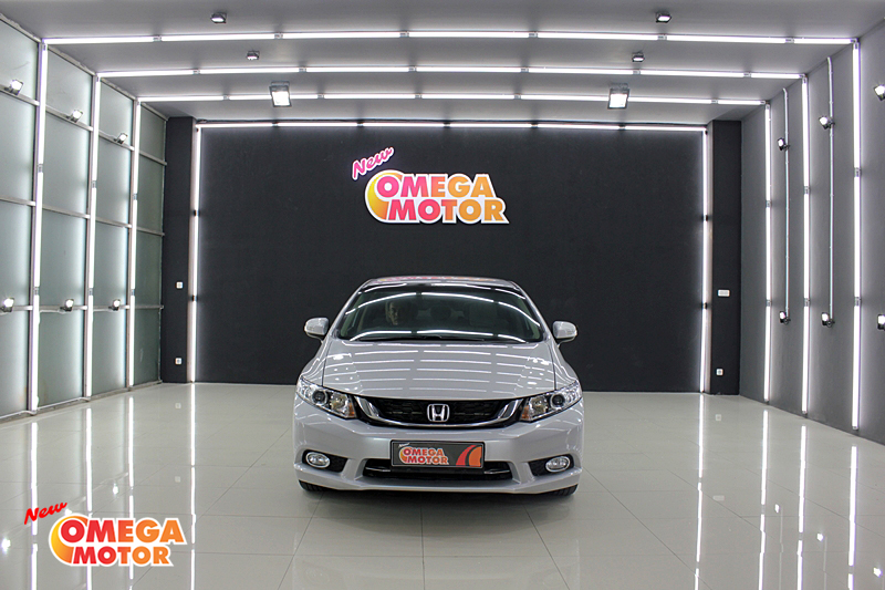 Omega Mobil H. ALL NEW CIVIC 1.8 AT (KM 15.703)