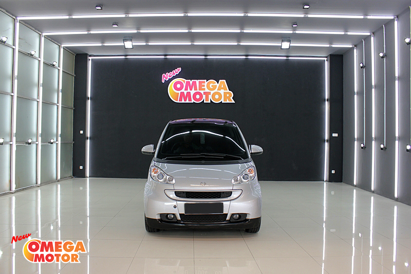 Omega Mobil SMART FORTWO 1.0 PASSION PANORAMIC AT (KM 21.522)