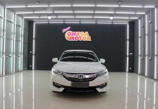 Omega Mobil H. ALL NEW ACCORD 2.4 FACELIFT VTIL AT (KM 20.216)