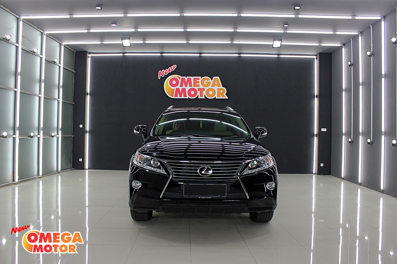 Omega Mobil LEXUS RX 270 FACELIFT NEW MODEL AT (KM 38.886)