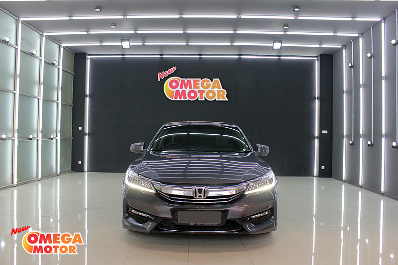 Omega Mobil H. ALL NEW ACCORD 2.4 VTIL AT (KM 13.794)