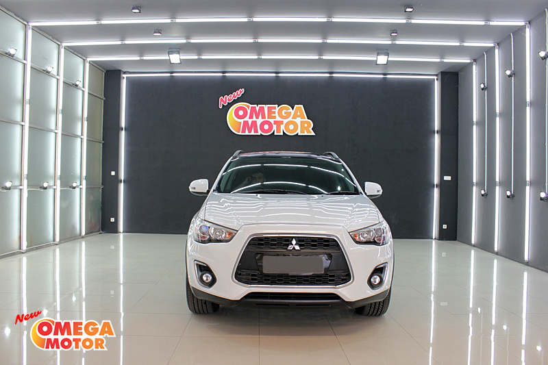 Omega Mobil MITS. OUTLANDER SPORT PX 2.0 PANORAMIC AT (KM 35.217)