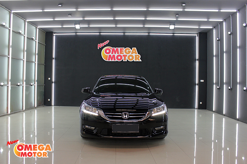 Omega Mobil H. ALL NEW ACCORD 2.4 VTIL AT (KM 44.897)