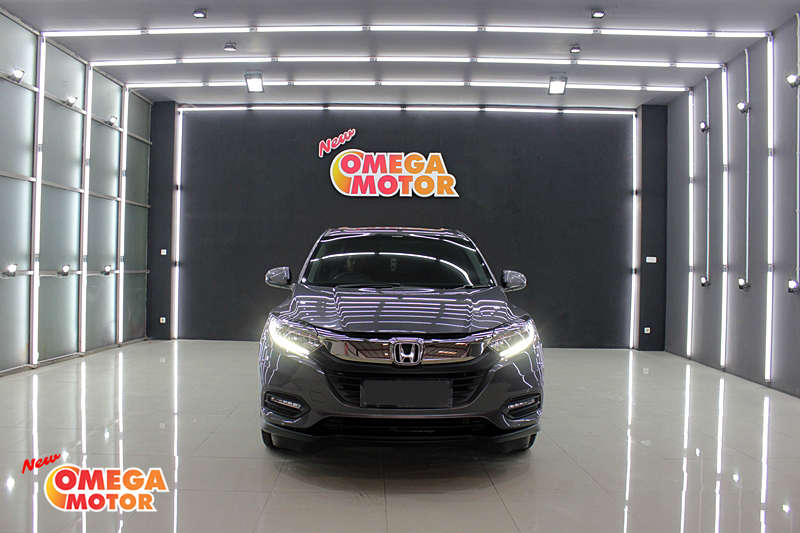 Omega Mobil H. HRV 1.5 E SPECIAL EDITION AT (KM 19.846)