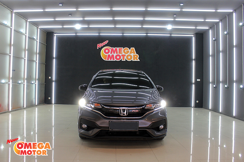 Omega Mobil H. ALL NEW JAZZ RS 1.5 AT (KM 17.218)