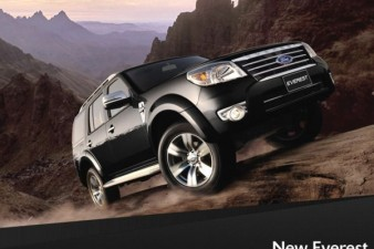 Omega Mobil Ford Everest